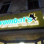 """Foto de wombats CITY HOSTEL VIENNA """"The Lounge"""""""