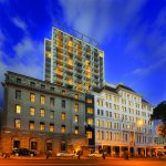 Taj Cape Town Hotel Exterior