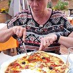 Pizza géante