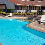 16 metre salt water swimming pool