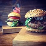 Fresh Ingredients, different style buns. The best sliders in the North West