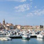 il porto turistico di Alghero