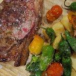 Chuletón 600 grs - Ox T-bone steak 600 grs - Côte de boeuf 600 grs