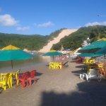 Fica na praia de Ponta Negra e após um boa caminhada chega-se ao famoso Morro do Careca.