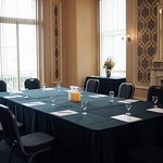 Our newly refurbished Millbay Suite. Perfect for a wedding ceremony or business meeting.