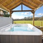 View from Hot-Tub Signature Rievaulx