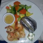The best authentic Aruban Seafood restaurant