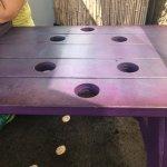 pocket table