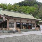 Photo of Terukuni Shrine