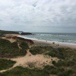 Freshwater West sand dunes