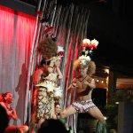 Samoan Couple Dancing