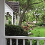 """View from patio from """"The Beloved' Cottage"""