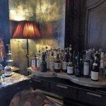 The liqueurs