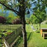 Garten und Kräuterbeet