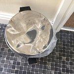 Bathroom bin