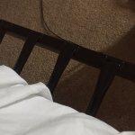 Bottom bunk mattress too small