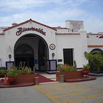 Foto de Azteca Restaurant at the Rosarito Beach Hotel