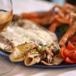 Grigliata mista di pesce fresco - Mixed grilled fresh fish and shellfish