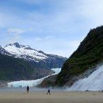 Mendehall Glacier & Nugget Falls
