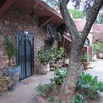 Ourika Garden لوحة