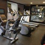 Hampton Inn Harrisburg East - exercise room