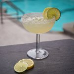 Poolside Margarita at our Rooftop Pool