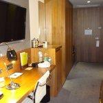 9. Spacious Room