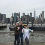 OWO and Manhattan skyline from D.U.M.B.O.