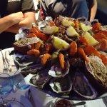 Plateau de fruits de mer pour 4 personnes