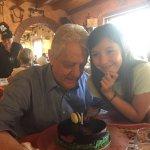 X il compleanno di mio suocero mangiato benissimo come al solito!una certezza