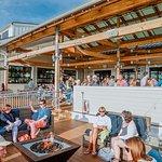 Outdoor Bar + Lounge