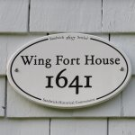 Wing Fort House