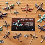 We always have a great collection of dragonflies