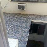 A laje que permite acesso pela janela entre 4 quartos