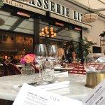 Bilde fra Brasserie Lipp