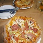 Pizza Gusto and Sea food