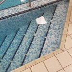 broken pool tiles
