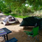 Foto de Up the Creek Campground