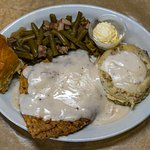 Country Fried Steak $6.99 (Wednesday Lunch Special 11am-3pm)