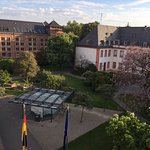 Foto de Hilton Mainz City