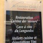 Photo de La Table des Cuisiniers Cavistes