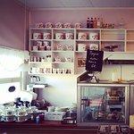 Café Hallonblad