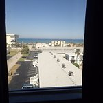 View from 2nd window of our room....5th floor