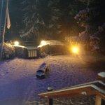Un tocco di neve che scalda il cuore...