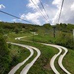Alpine Slide - 4 concurrent slides..