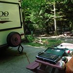 Campsite #28 photos.
