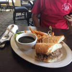 New French dip