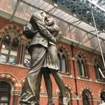St. Pancras International Station Foto