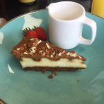 Caramelised Biscuit Cheesecake