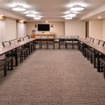 Our Meeting Room caters to businesses and organizations for presentations and training!